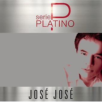 Jose Jose - Serie Platino [CD] USA import