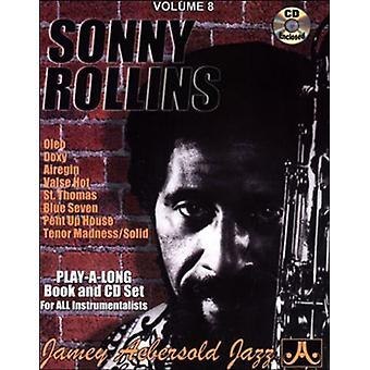 Sonny Rollins Play-Along - Sonny Rollins Play-Along [CD] USA import