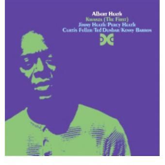 Albert Heath - Kwanza (først) [CD] USA import