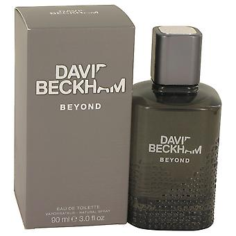David Beckham Men David Beckham Beyond Eau De Toilette Spray By David Beckham