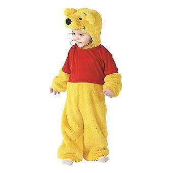 Winnie the Pooh bear originale costume bambini