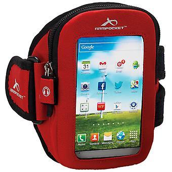 Armpocket i-15 Armtasche - Rot