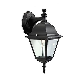 Firstlight Traditional Black Coach Outdoor Lantern