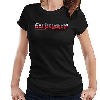 Get Psyched Wolfenstein Women's T-Shirt