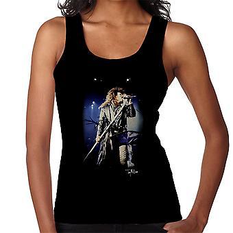 Jon Bon Jovi Performing Live Women's Vest
