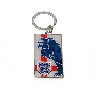 Inghilterra FA Keyring SG