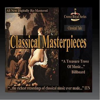 Various Artist - Classical Tale - Classical Masterpieces [CD] USA import