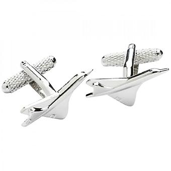 Onyx-Art Concorde Cufflinks