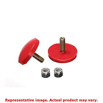Energy Suspension Universal Bump Stop 9.9132R Red Fits:UNIVERSAL 0 - 0 NON APPL