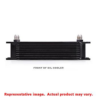 Mishimoto Oil Cooler Kits MMOC-10BK Black Fits:UNIVERSAL 0 - 0 NON APPLICATION