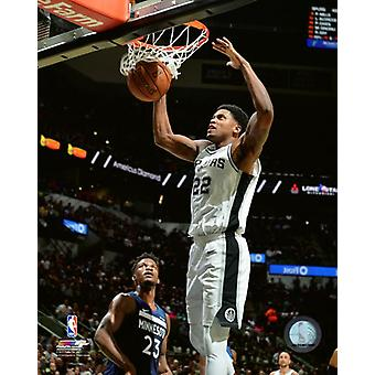 Rudy Gay 2017-18 akcji Photo Print