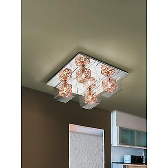 Schuller Lios Ceiling Lamp, 4L.