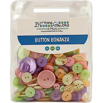 Button Bonanza .5lb Assorted Buttons-Candy Store BB-52