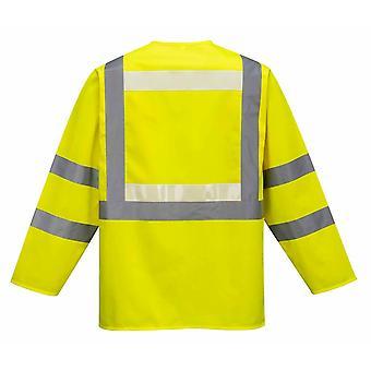Portwest - Glowtex Hi-Vis Safety Workwear Executive Jacket