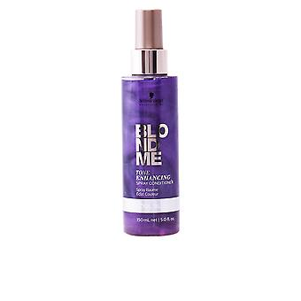 Schwarzkopf Blondme Toon verbeteren Spray Conditioner 150 Ml Unisex