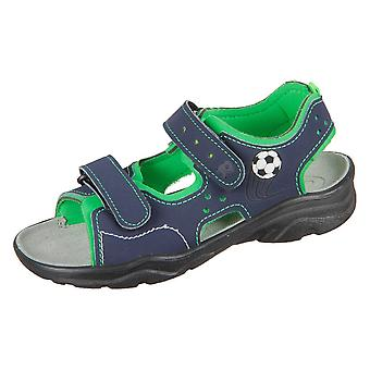 Ricosta Surf Nautic Neongreen Kent Mamba 6039000560 universal  kids shoes