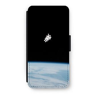 iPhone 8 Flip Case - Alone in Space