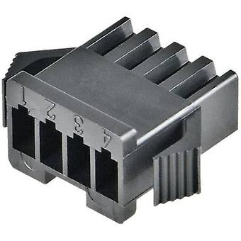 Socket enclosure - cable SM Total number of pins 7 JST SMP-07V-BC Contact spacing: 2.50 mm 1 pc(s)