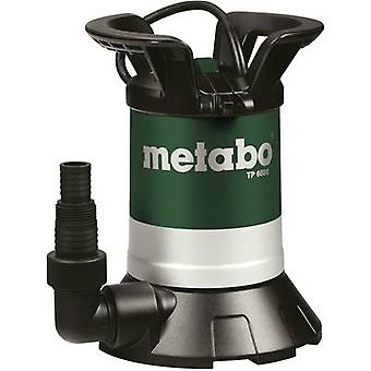 Clean water submersible pump Metabo 0250660000 6600 l/h