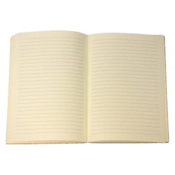 Coles Pen Company Insert for Refillable Journal 12x7 Lined Paper - Cream