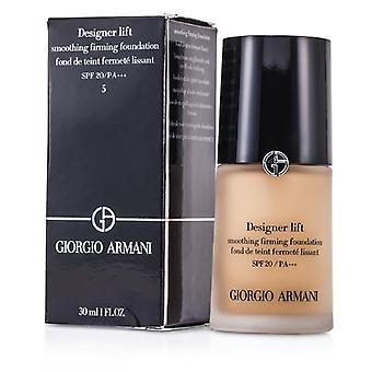Giorgio Armani Designer Lift Base Maquillaje Suavizante Reafirmante SPF20 - # 5 - 30ml / 1oz