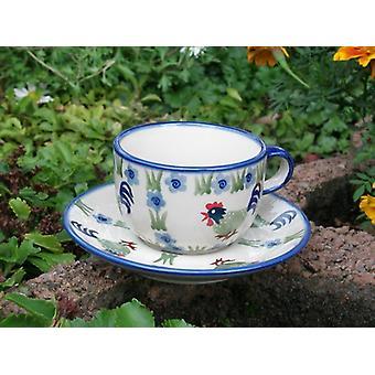 Cup Saucer 200 ml volume, Bianca, BSN m-2489