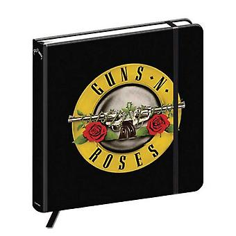 Guns N Roses Notebook Classic Logo new quality hardback journal Official