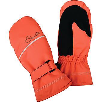 Dare 2b Girls Waver Polyester Waterproof Adjustable Mitten Gloves