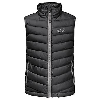 Jack Wolfskin Boys Icecamp rembourré Polyester marche Bodywarmer Gilet