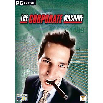 Corporate maskinen (PC CD)