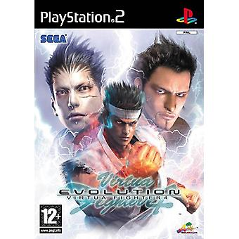 Virtua Fighter 4 Evolution (PS2)
