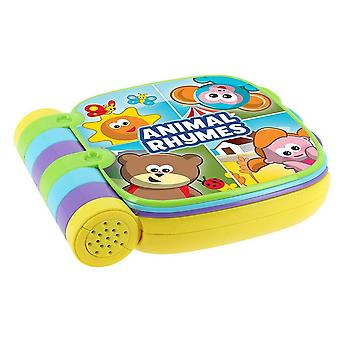 Infinifun Animal Nursery Rhyme Book (I0820)