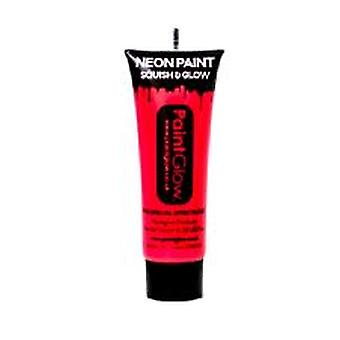Neon Red UV Face & Body Paint