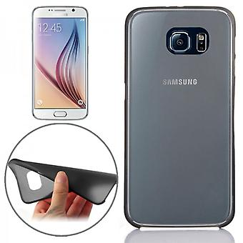 Hardcase svart 0.3 mm ultra tynn tilfelle for Samsung Galaxy S6 G920 G920F