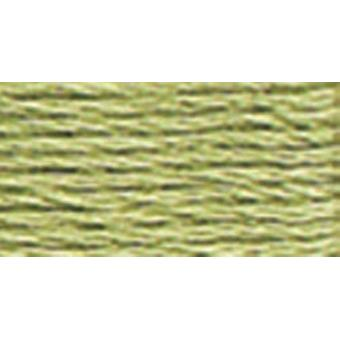DMC 6-Strand Embroidery Cotton 100g Cone-Green Grey