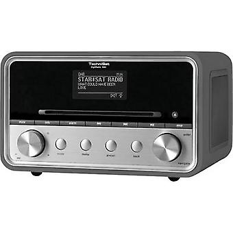 TechniSat DigitRadio 580 Internet Table top radio AUX, Bluetooth, CD, DAB+, Internet radio, FM, USB Multi-room, Spotify