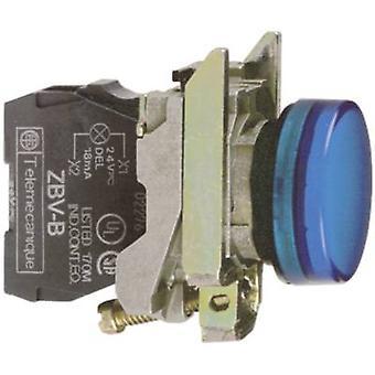 インジケータ ライト ブルー 24 Vdc、24 V AC シュナイダーエレク トリック