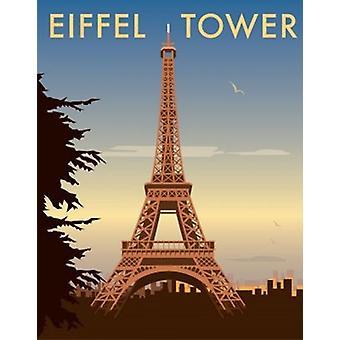Eiffel Tower Paris Fridge Magnet