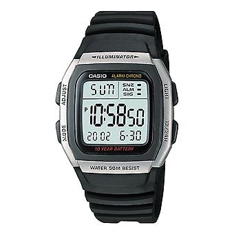 Casio W96H-1AVEF Digital Watches with Extended Battery Life Timer