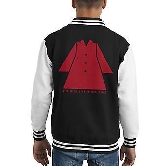 Schindlers List MinimalKid's Varsity Jacket