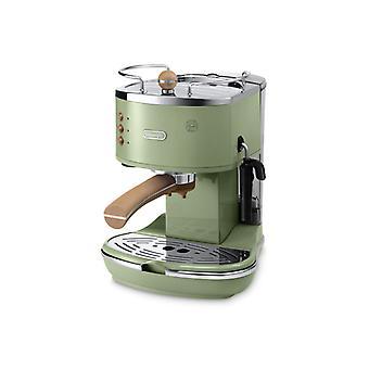 Delonghi ECOV311.GR Espresso Apparaat 1.4L 1100W Groen
