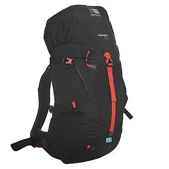 Karrimor Unisex superlätt 45 plus 10 ryggsäck Trekking Pack andas Zip Mesh