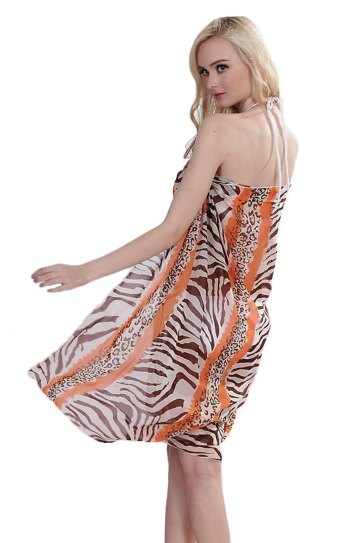 Waooh - Fashion - Sarong zebra pattern