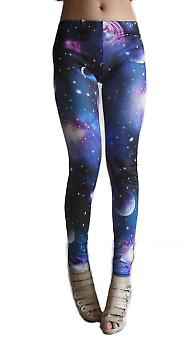 Waooh - Fashion - Legging long planet