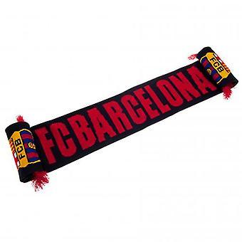 Barcelona skjerf NV