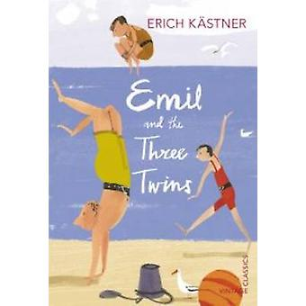 Emil and the Three Twins by Erich Kastner - 9780099573678 Book