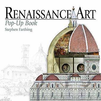 Renaissance Art Pop-up Book by Stephen Farthing - 9780789320803 Book
