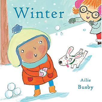 Winter da Childs Gioca International - Ailie Busby - 9781846437458 libro