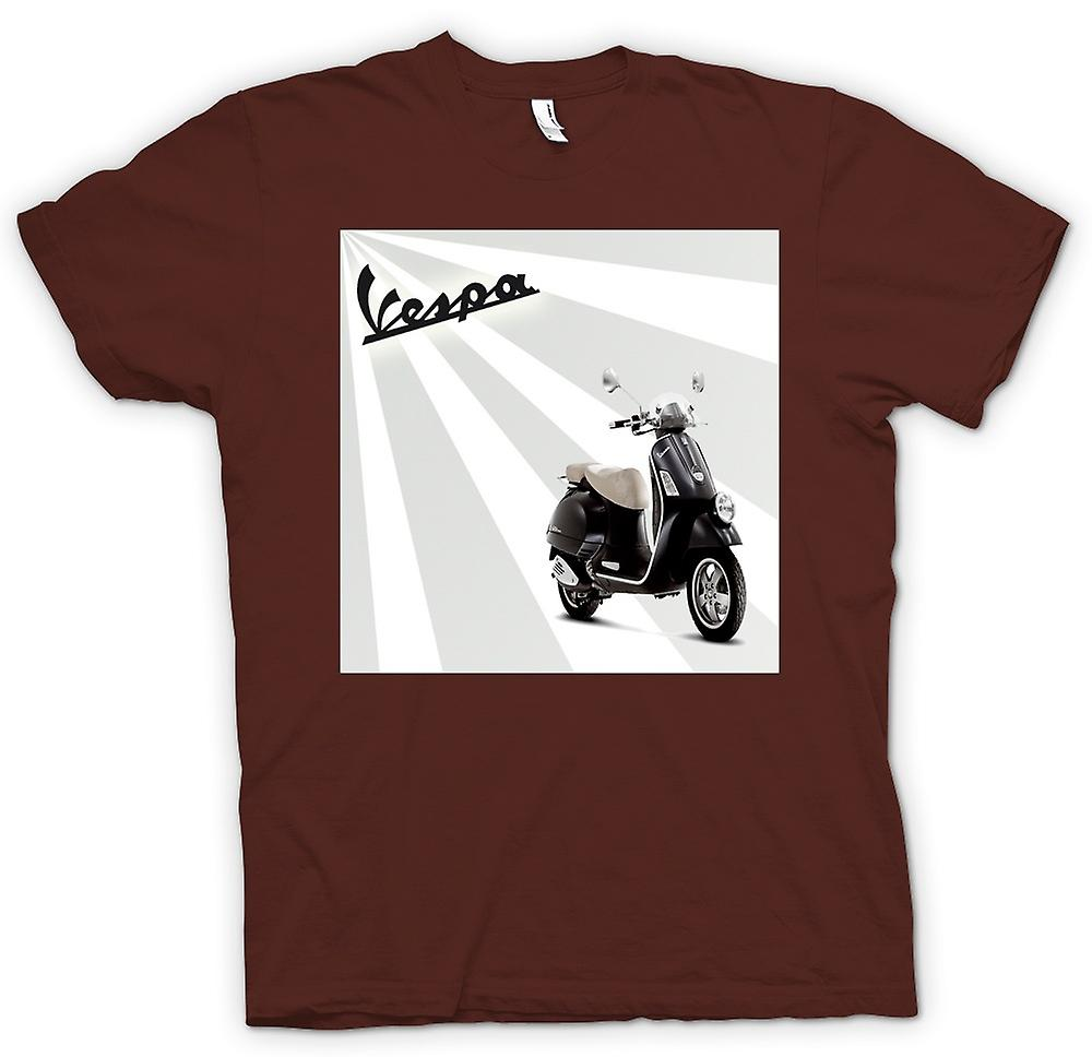 Mens T-shirt - Vespa - Cool Scooter
