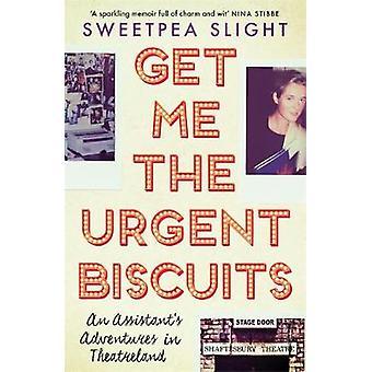 Finde die dringende Kekse - ein Assistent Abenteuer im Theatreland